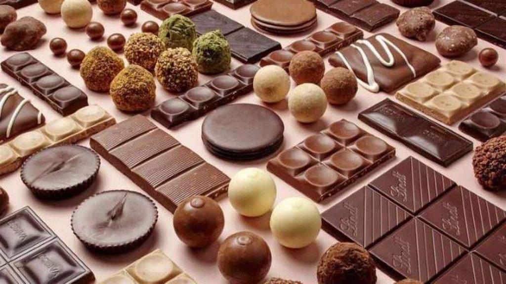 استيراد شوكولاته من تركيا