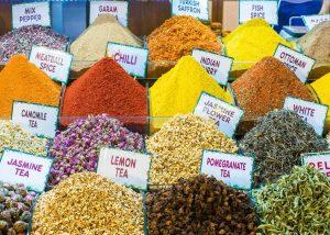 الاستيراد المواد الغذائية من تركيا