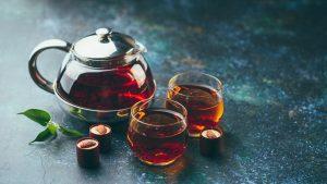 انواع الشاي في تركيا