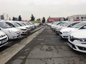 تجارة قطع غيار السيارات في تركيا