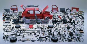 سوق قطع غيار السيارات فى تركيا