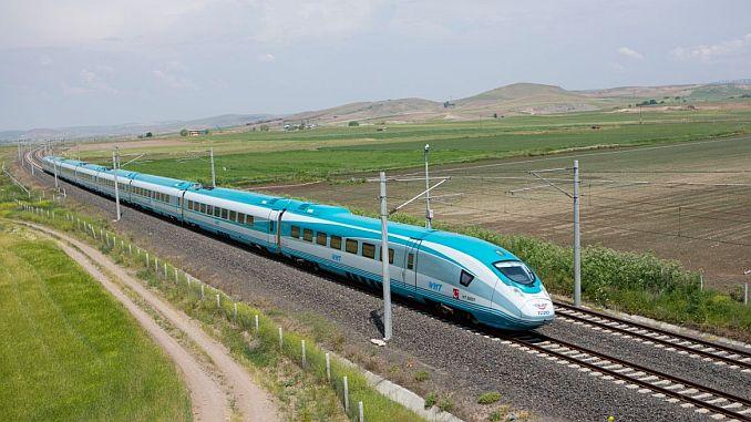 مشاريع السكك الحديدية في تركيا