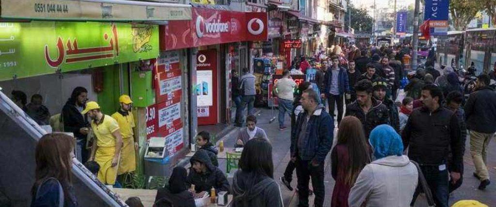 مشاريع السوريين في تركيا