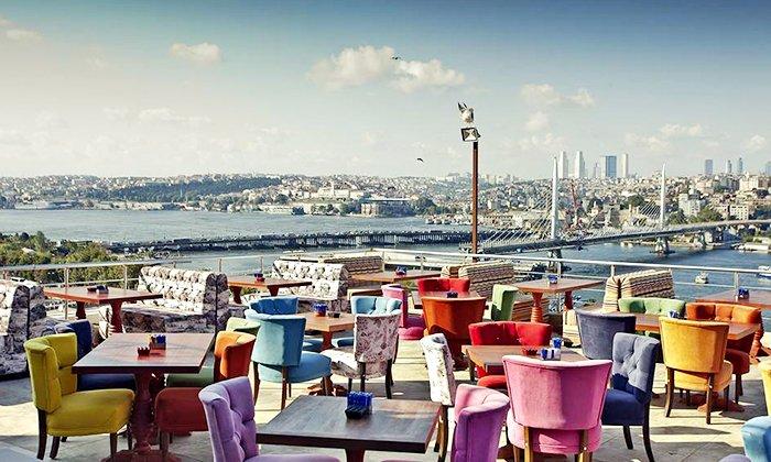 مشروع مقهى في اسطنبول