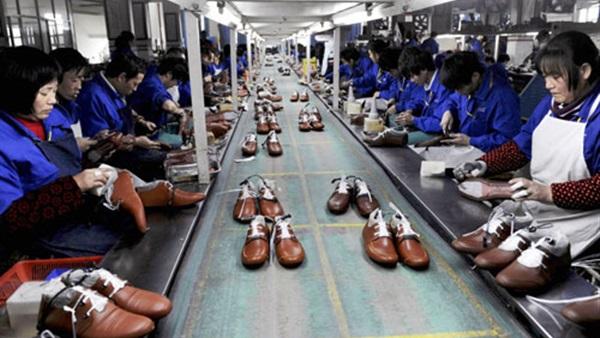 مصانع الأحذية في اسطنبول