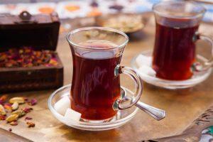 مصانع الشاي تركيا