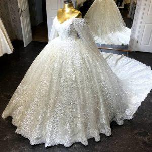 مصانع فساتين زفاف في تركيا