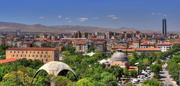 مصانع قونيا في تركيا