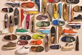 معرض الأحذية في تركيا