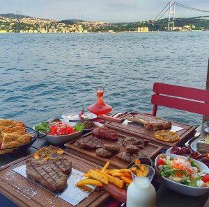 أرباح المطاعم في تركيا
