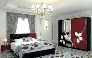 اجمل غرف نوم عراقية