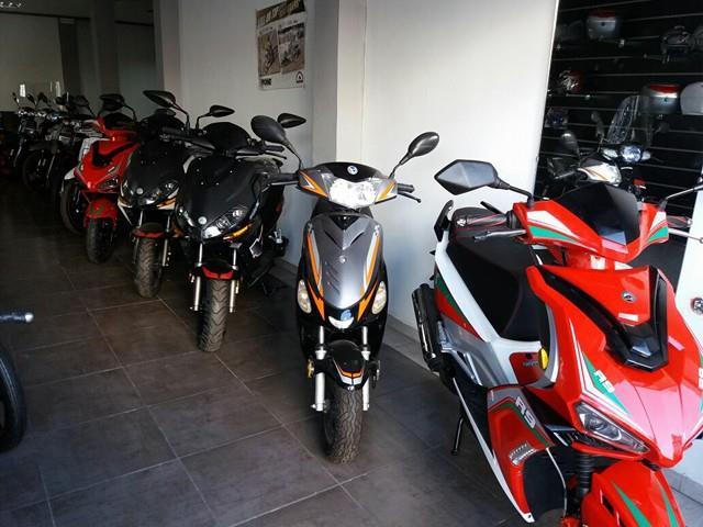 تجارة الدراجات النارية في تركيا