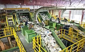 تدوير النفايات الصلبة في تركيا