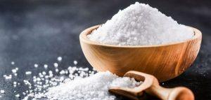 خط انتاج الملح