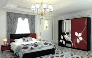 ديكورات غرف النوم في بغداد