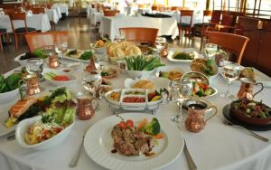 شروط فتح مطعم في تركيا