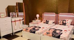 غرف نوم اطفال في بغداد للبنات