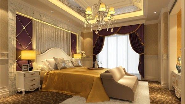 غرف نوم النجف الاشرف