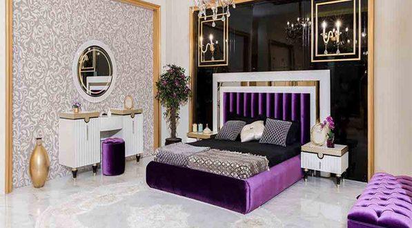 غرف نوم بغداد الجديده