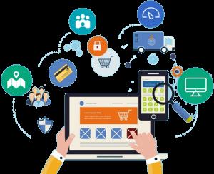 كيفية تصميم موقع تسوق الكتروني