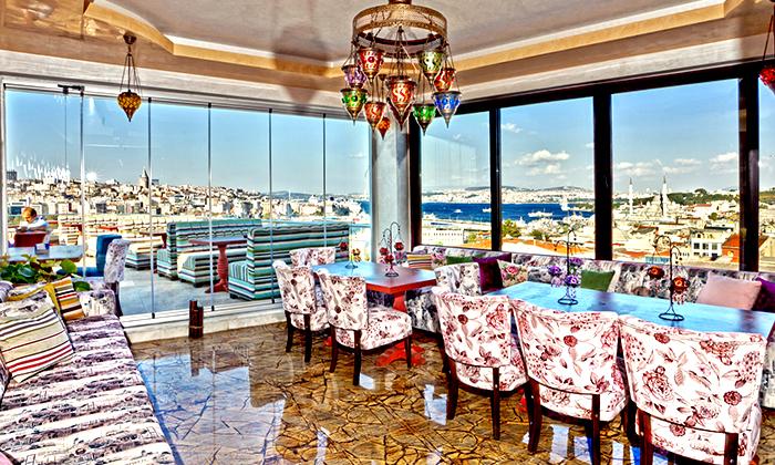 مشروع فتح مطعم في تركيا