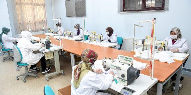 مشروع مشغل خياطة في تركيا