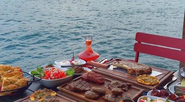 مشروع مطعم بتركيا