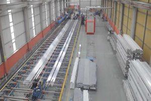 مصانع الحديد في تركيا