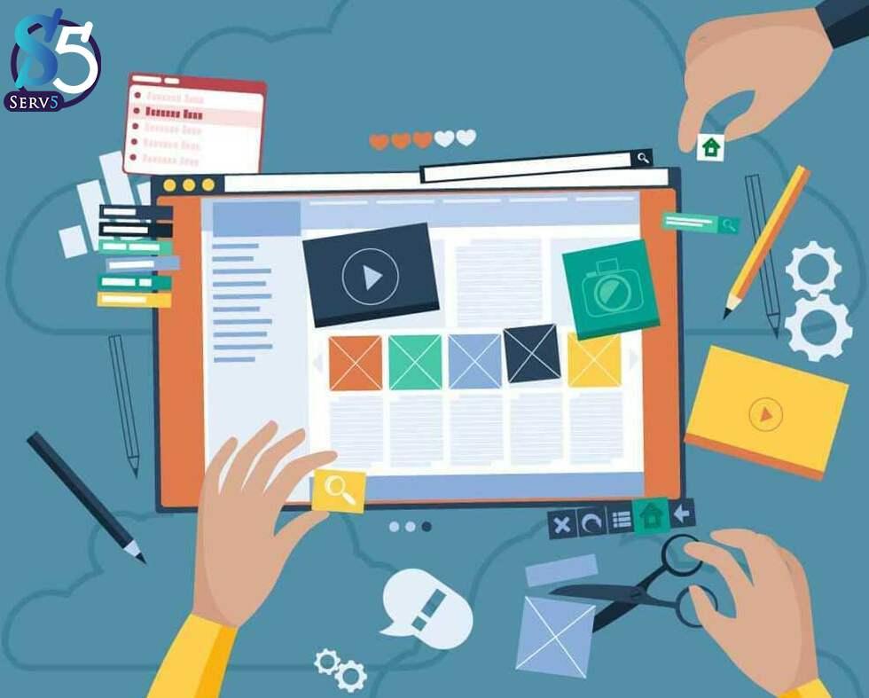 شركة تصميم مواقع الانترنت فى العراق