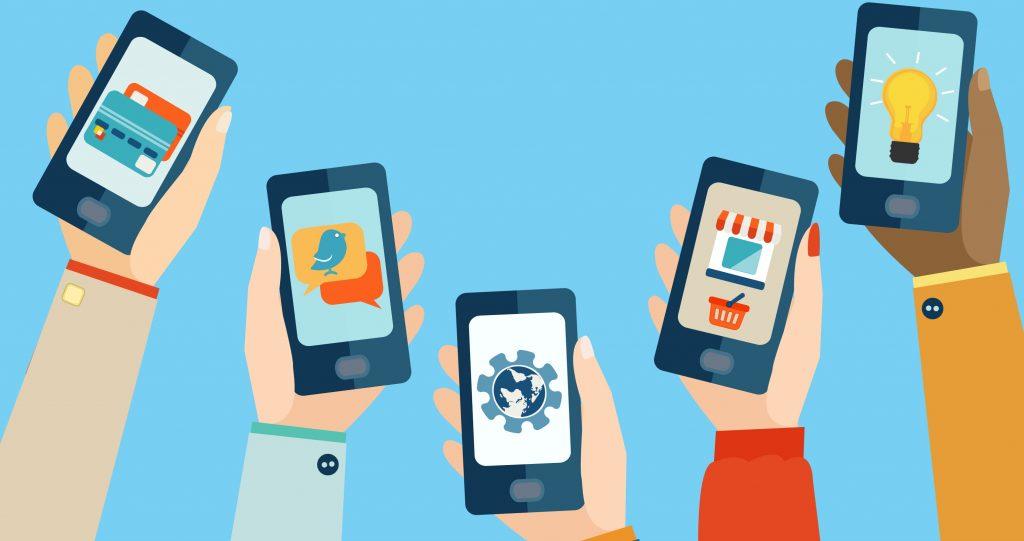 أفكار مشاريع تطبيقات موبايل