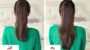 قناع تنعيم الشعر
