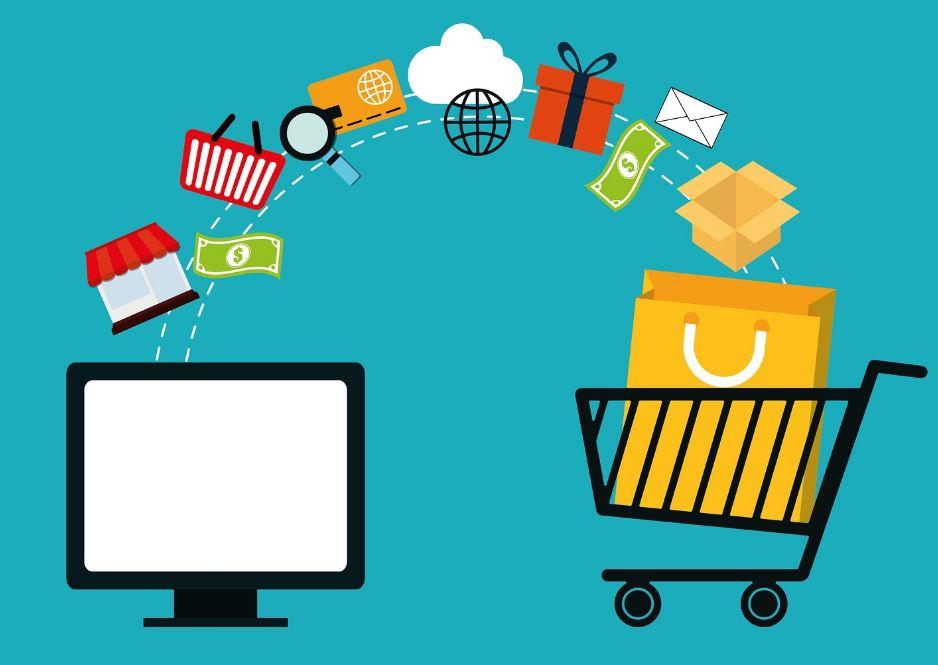 مشروع انشاء سوق الكتروني