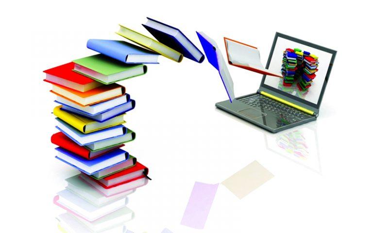مشروع تخرج مكتبة إلكترونية