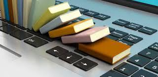 مشروع مكتبة إلكترونية
