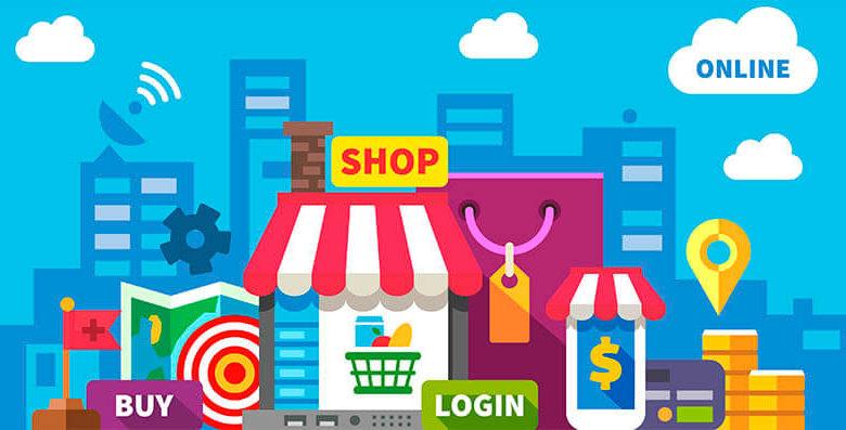 موقع بيع الكتروني